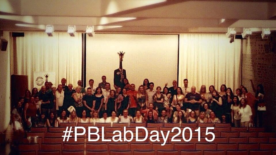 Foto de Familia #PBLabDay2015